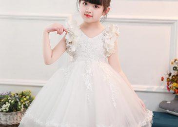 Top 10 shop đầm công chúa cho bé rẻ đẹp xinh xắn ở TPHCM