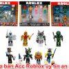 Top 3 shop bán Acc Roblox  Uy Tín An Toàn