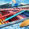 Top 10 loại Bút Chì Màu Nước Tốt Nhất Hiện Nay