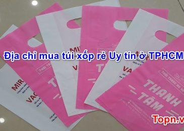 Top 4 địa chỉ mua túi xốp rẻ Uy tín ở TPHCM