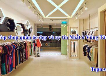 Top 14 shop quần áo đẹp và uy tín Nhất ở Vũng Tàu