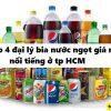 Top 4 đại lý bia nước ngọt giá rẻ nổi tiếng ở TPHCM