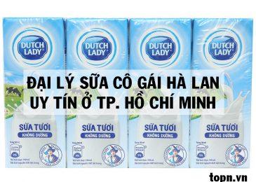 Top 15 đại lý Sữa Cô Gái Hà Lan uy tín ở Tphcm