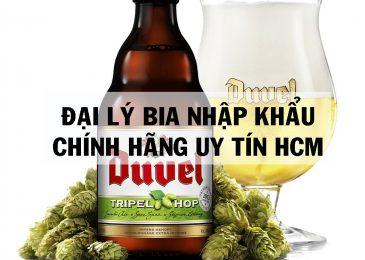Top 10 đại lý bia nhập khẩu chính hãng uy tín TPHCM