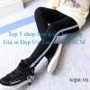 Top 5 shop bán quần Legging Giá rẻ Đẹp Uy Tín nhất TPHCM