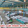 Top 5 công ty nhà máy sản xuất nhôm định hình Uy Tín Việt nam