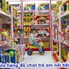 Top 10 cửa hàng đồ chơi trẻ em giá rẻ nổi tiếng Nhất TPHCM