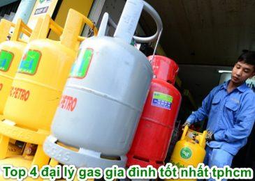 Top 4 đại lý Gas gia đình nổi tiếng lớn nhất TPHCM