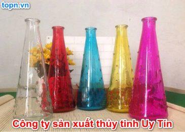 Top 9 công ty nhà máy sản xuất thủy tinh Uy Tín ở Việt nam