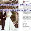 Top 5 STT lời mời đám cưới bạn bè trên facebook hay nhất