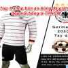 Top 7 shop bán áo bóng đá giá rẻ đẹp nổi tiếng ở TPHCM