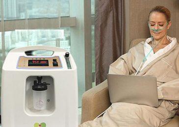 Top 10 loại máy tạo oxy y tế cho gia đình tốt nhất hiện nay